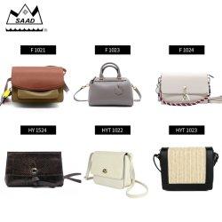 Saadの高品質の本革の美しく優雅な週末のCrossbodyの財布