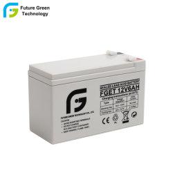 12V 6ah mini batteria del AGM da 6.5 ampère con Ce approvato