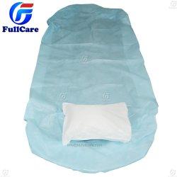Dekking van het Bed van het antiWater de Niet-geweven, de Waterdichte Beschikbare Dekking van het Bed voor het Ziekenhuis