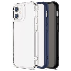 Venda por grosso Crystal Clear em TPU amortecedor da tampa traseira para telemóveis Huawei P20/P20 PRO/P20