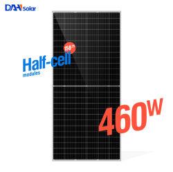 Industrial 380W 390W 395W 400w panneau solaire de pôle de plein air