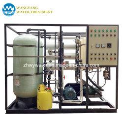 2500 Lph purificateur d'eau de mer de dessalage RO du système de traitement de l'eau de mer