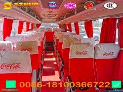 Verwendeter SitzYuchai 190 des Jilong Bus-6802 LHD 33 Handchinesischer Bus-touristischer Passagier-Stadt-Bus des Dieselmotor-zweite