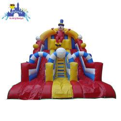 Albernes aufblasbares aufprallendes Caslte, aufblasbares aufprallendes Trampoline-Plättchen für Kinder, roter aufblasbarer Fabrik-Preis des Trampoline-Plättchen-En14960