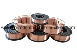 スプールのToko 1.0mm Er70s-6 MIGの銅合金の溶接ワイヤ
