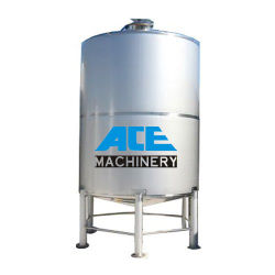 100~20000L Liquid Storage Tank Food Grade Stainless Steel Tank Hot Water Storage Tank
