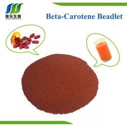食糧カラリング粉のBetacaroteneのBeadlet、20%の人間栄養物(BCタブ)