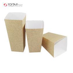 De biologisch afbreekbare Spaanders die van de Popcorn van het Karton van het Document van het Voedsel het Karton van het Voedsel inpakken