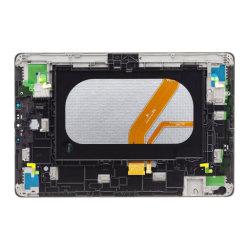 Samsung T830/T835ギャラクシータブS4の黒のためのLCDスクリーン表示接触計数化装置