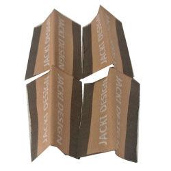 Индивидуальные швейной товарным знаком на Sew! Имя высококачественный дамаст из этикетки для одежды