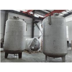 산업용 장비 알코올 질소 가스 케미칼 액체 스테인리스 스틸 Petrochemical용 저장 탱크