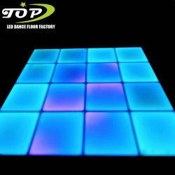 Indicatori luminosi sensibili al tocco delle mattonelle del magnete LED Dance Floor per la barra