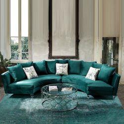高品質の家具の居間のソファーの部門別のソファーカバーファブリック卸売の適正価格の現代ラウンジの家具