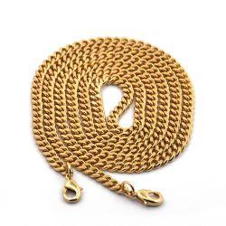 En acier inoxydable de haute qualité de l'or Chaîne en métal pour sangle de sacs à main