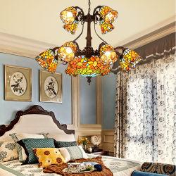 Lampada Pendant del lampadario a bracci dell'isola di Tiffany per la decorazione domestica dell'interno (WH-TF-05)