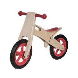 Nova chegada 12 polegadas que as crianças negras jogar jogos ao ar livre crianças Madeira Equilíbrio Bike para 2+/12 polegada de bicicleta de madeira