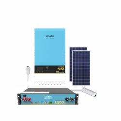 TBB Sistema Solar 10kw 20kw Sistema de Energia Híbrido industriais para fins comerciais