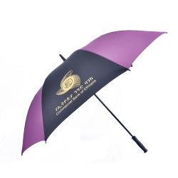 Violet prix d'usine noirs de haute qualité Parapluie de golf de 30 pouces