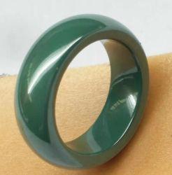Hacer el anillo de cerámica personalizada de cerámica verde Ring Anillo inteligente