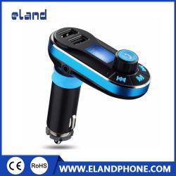 Uitrusting van de Auto van Bluetooth Handsfree met de Zender van de FM & 2.1A Lader