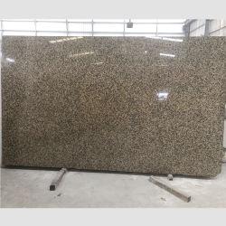 أوكازيون ساخن، قطع من خشب الأقحوان المصقول الطبيعي، ألواح من خشب الجرانيت الأصفر لطاولة العمل/الأرضية/الجدار/البلاط/الرصف