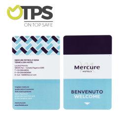 13.56MHz Ving impressão personalizada de cartões RFID RFID Cartão Cartão chave de hotel para hotel
