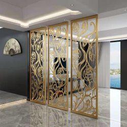 Revêtement en poudre de l'écran d'artisanat décoratifs en aluminium