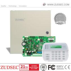 Cid LCD 키패드 무선 가정 지능적인 침입자 강도 GSM 안전 경보망