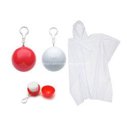عالة ترويجيّ علامة تجاريّة طباعة مستهلكة [بفك] مسيكة جيب حجم حرّة حجم [بونش] ممطر مع ممطر كرة