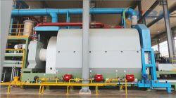 Автоматическое удаление отходов пластика дистилляция шин пиролиз переработки нефти завод машины