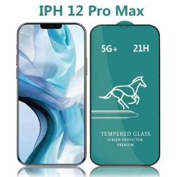 مصنع بالجملة 5g 21h الزجاج الواقي لهاتف iPhone سلسلة