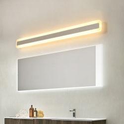 Nieuwe LED-wandspiegelverlichting 40 cm 16 W AC110-240V waterdicht modern Cosmetische acrylwandlamp (WH-MR-15)