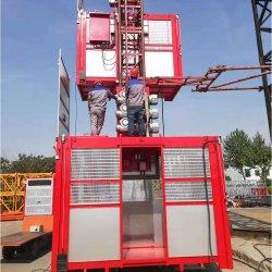 2 тонн переменной частоты строительство подъемное оборудование для людей и материальных