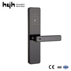 باب أمان TT Smart WiFi Deadbolt ببصمة إصبع Tuya تأمين سعر المنزل