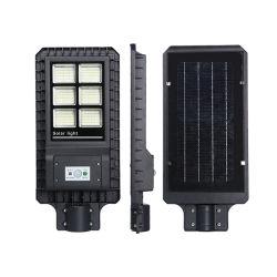 Éclairage extérieur étanches IP65 30W 60W 90W intégré toutes dans une lumière LED solaire