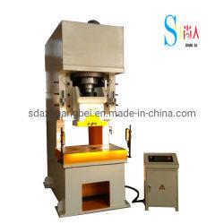 Presse idrauliche personalizzate del blocco per grafici di C per la timbratura del metallo di pezzo fucinato