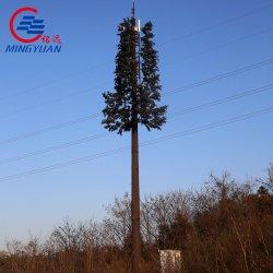 Chapas Galvanizadas percentil 10-50 m camuflado Pine Tree Celular