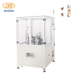 Automatische Schalter Buchse Terminal Moving Kontakt Nieten Maschine Equipment Automation