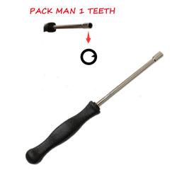 Homem de PAC Carburador Ferramenta de ajuste 1 dente Eco Poulan 308535003