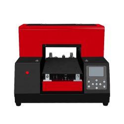 기계 DTG t-셔츠 인쇄 기계를 인쇄하는 Refinecolor 가장 싼 소형 A3 소형 즉시 사진