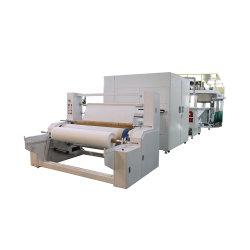 高品質 KN95 FFP2 100% PP 1600mm オンライン非オーブンフィルタ ファブリック製造ライン製造装置