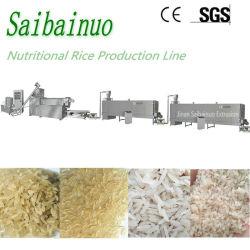 Jinan Saibainuo Qualität Angereicherten Reis Kernel Herstellung Maschine Frk Nutritional Instant Künstliche Reis Verarbeitung Maker Line