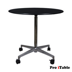 인간 환경 공학 움직일 수 있는 서 있는 사무실 연구 결과 차 커피용 탁자 또는 책상