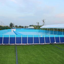 Большие тюковые надувной плавательный бассейн с фильтр насоса