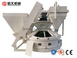 MP500/750/1000/1500 Planetario Hormigonera Hormigonera mezclador vertical para el agregado