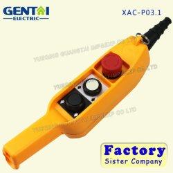 Xac-P03.1起重機クレーンリモート・コントロール押しボタンスイッチ