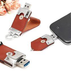 선전용  선물 USB 저속한 잠수부  가죽 작풍 USB