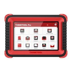 ماسحة أداة Thinkcar Thinktool PRO OBD2 Professional ذات أداة تشخيص النظام بالكامل اختبار نشط لرمز قارئ الرمز ترميز وحدة التحكم الإلكتروني في الماسح الضوئي التلقائي للسيارة