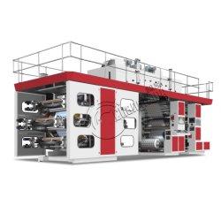 Neue High Speed / Hot Sale / Gute Qualität 6 Farbe Ci Flexo Druckmaschine für Film
