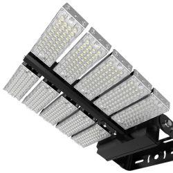 ضوء LED لعدسات الكمبيوتر البصرية مؤشر LED بزاوية شعاع ملعب رياضي خفيف مع إضاءة خارجية وتجهيزات داخلية بقوة 960 واط و1200 واط ضوء عمل مصباح جهاز العرض الغامر LED